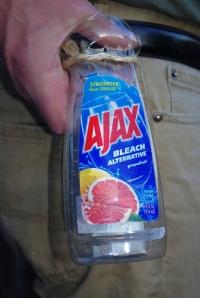 stone holder - ajax